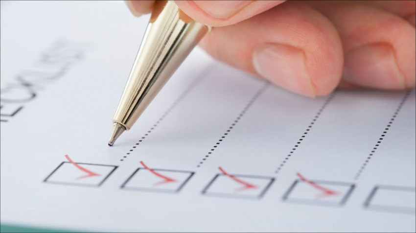 Private Practice Checklist Handout